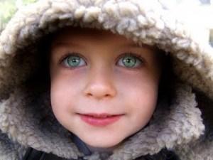 random-kid-eyes