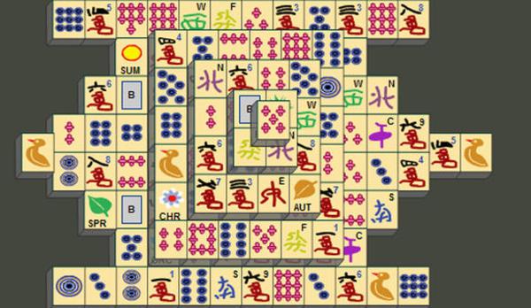 Kabel1 Spiele Mahjong